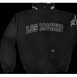 Chamarra Negra Los Mochis